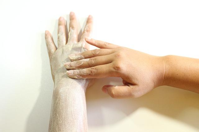 peeling rukou